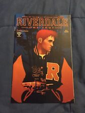 RIVERDALE #1 RYAN SOOK FRIED PIE VARIANT [ARCHIE Comics]