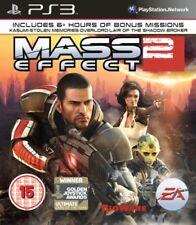 Mass Effect 2 (PS3) VideoGames
