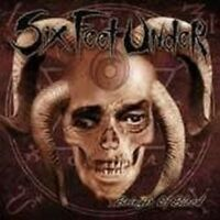 SIX FEET UNDER 'BRINGER OF BLOOD' CD NEU!!!