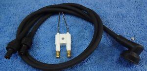 KARCHER STEAM CLEANER PRESSURE WASHER BURNER HT LEADS CABLE ELECTRODES HDS