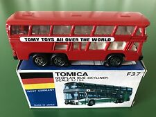 TOMICA F37 Neoplan Bus Skyliner (1/154) Made in Japan NEW IN BOX