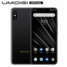 UMIDIGI S3 Pro 6.3in 6GB RAM 128GB ROM Android 9.0 Smartphone - Black