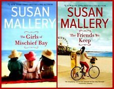 Mischief Bay Series Collection Set Books 1-2 Paperback Susan Mallery Brand New