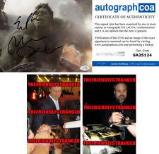 "EDWARD NORTON & MARK RUFFALO signed Autographed ""HULK"" 8X10 PHOTO Proof ACOA COA"