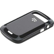 BlackBerry 9900 9930 Bold Hard Shell Black Case Cover ACC-38874-201