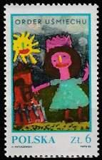 Polen postfris 1983 MNH 2877 - Orde van het lachen