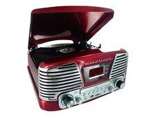Bigben Plattenspieler CD Player Td79m Red
