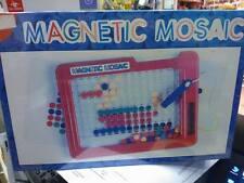Magnétique Mosaïque, Jeu Dal Negro, Neuf (Paquet La décoloration des)