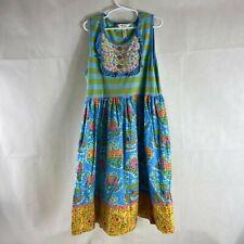 Girls Matilda Jane Girls Dress size 14 super cute colorful