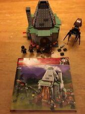 Lego Harry Potter Retired Original Set (#4738) Hagrid's Hut 100% Complete 2010