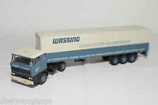 LION CAR DAF 2800 TRUCK WITH TRAILER WASSING TILBURG EXCELLENT CONDITION