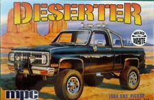 MPC847 - 1984 GMC Pick-Up DESERTER 1/25 Scale Plastic Model Truck Kit MPC847