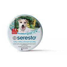 Seresto Collare Bayer Cani fino a 8 Kg contro pulci e zecche
