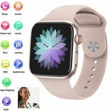 Bluetooth Smart Watch Heart Rate Monitor For Android Samsung S20 S10 LG G7 G8 Q7