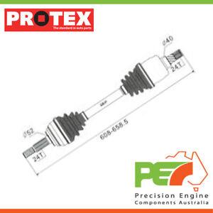 *PROTEX* Drive Shaft For NISSAN PULSAR ET N12 1.5 litre. E15T l4 8V SOHC