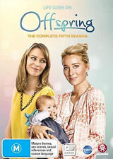 Offspring : Series 5 (DVD, 2014, 4-Disc Set)