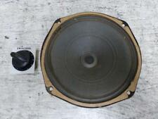 Early 1960s Vintage Jensen 8 Inch C8R Ceramic Speaker Perfect Coil Foil Sticker