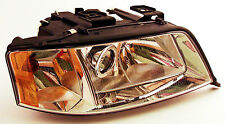 Audi BI XENON HEADLAMP RIGHT (some A6 + Quattro 1998-2000) OEM HELLA 4B0941004BF