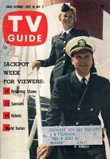1959 TV Guide September 26 - Hennessey; Dorothy Provine; World Series; Sullivan