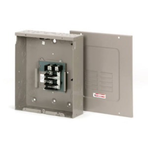 Eaton Corporation Ch8L125Sp 8 Circuit Main Lug Load Center Surface Mount Indoor,