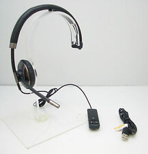 Plantronics Blackwire C710-M Mono USB Bluetooth Headset for Microsoft Lync & MOC