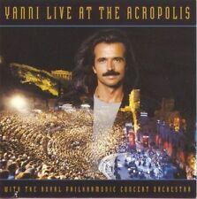 Yanni Live at the Acropolis (1994) [CD]