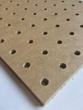 More details for 6mm wooden pegboard 1200mm x 300mm,6mm hole with 25mm hole centres perf hboard