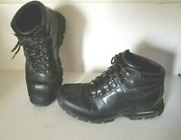 Nice Black COLE HAAN Waterproof Size 8.5 NikeAir Sole Hiking Boots