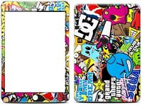 Sticker Bomb Skin Cover Sticker Vinyl Wrap Decal Apple IPAD MINI 1 2 3 4 RETINA