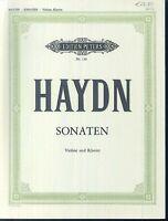 HAYDN - Sonaten  - Partitur Klavier