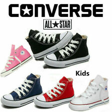 childrens black converse high tops