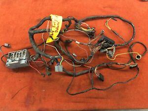 POLARA FURY  1964 WIRING HARNESS STANDARD  DASH OEM 2427904 A/C CLUSTER