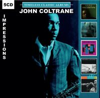 John Coltrane - 5 Timeless Classic Albums - (5 CD) NEW & SEALED