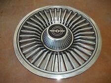 "1980 80 81 82 Ford Thunderbird T-Bird Hubcap Rim Wheel Cover Hub Cap 14"" OEM 817"