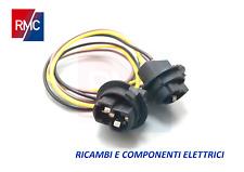 Portalampada per lampadina T20 Luci diurne DRL posizione Fiat 500 Abarth 595 695