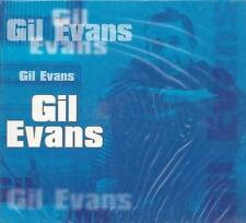 CD ♫ Compact disc **GIL EVANS ♦ Omonimo The Best 2002** Nuovo Sigillato Digipack
