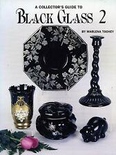 Antique Vintage Black Glass - Makers Marks Patterns Dates Values / Illust. Book