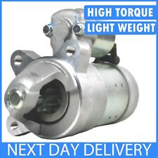FORD FIESTA 1.6/1.8 XR2/XR2i/RS/TURBO  MK1, MK2 MK3, 1981-1996 NEW STARTER MOTOR