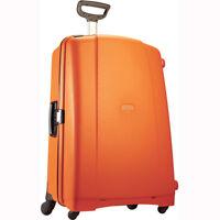 "Samsonite F'Lite GT 31"" Spinner Zipperless Suitcase (Orange)"