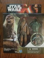 Disney Hasbro Star Wars The Force Awakens Armor up Collectible Chewbacca