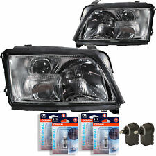 Headlight Set for Audi A6 4A C4 Year 94-97 Osram H1/H1 + Engines Electric Lwr
