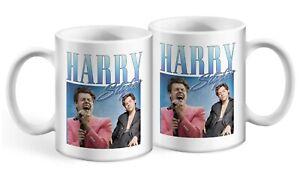 Harry Styles Appreciation Mug - X Factor, Singer, Music, Movies
