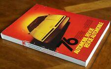 Automobil Revue Katalog / Revue Automobile Catalogue, 1976 (Hallwag)