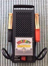 Portable 100Amp Battery Load Tester  6V 12V for Car and Truck