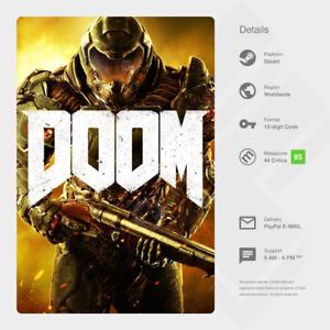 DOOM (PC) - Steam Key [GLOBAL]