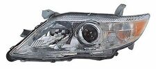 for 2010 - 2011 driver side Toyota Camry Front Headlight Assembly Replacement