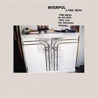 Interpol - A Fine Mess (NEW CD EP)
