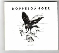 (GJ896) Doppelganger, Murder of Crows - CD