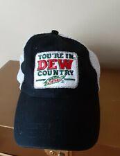 Mountain Dew Trucker Style Hat