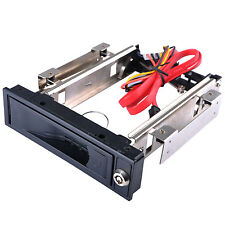 "External 3.5"" SATA HDD Hard Disk Drive Mobile Rack Win XP/7/8/10 Mac OS Linux"